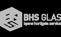 BHS glas logo